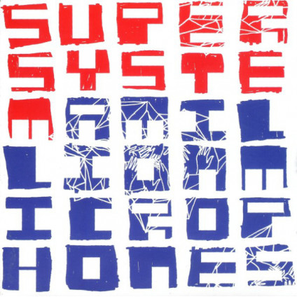 A Million Microphones - Supersystem - CD