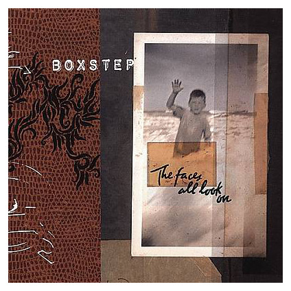 The Faces All Look On - Boxstep - CD