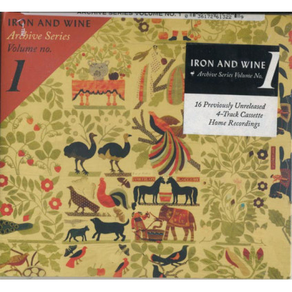 Archive Series Volume No. 1 - Iron And Wine - CD