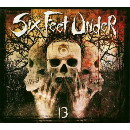 13 - Six Feet Under - CD+DV