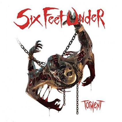 Torment - Six Feet Under - CD