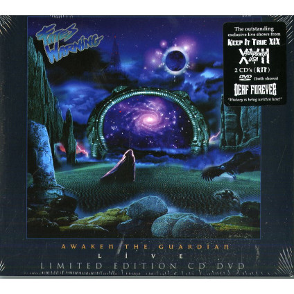 Awaken The Guardian Live - Fates Warning - CD
