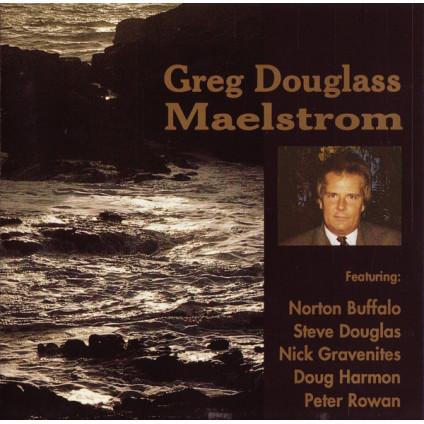 Maelstrom - Greg Douglass - CD
