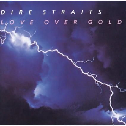 Love Over Gold - Dire Straits - CD
