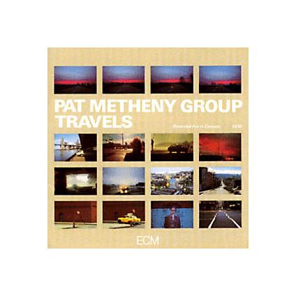 Travels (180Gr) - Metheny Pat - LP