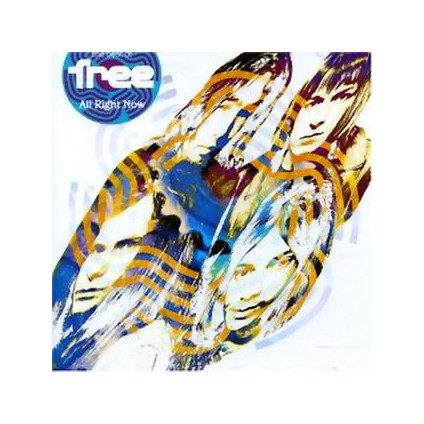 The Best Of Free: All Right Now - Free - CD