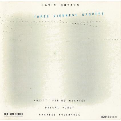 Three Viennese Dancers - Gavin Bryars - CD