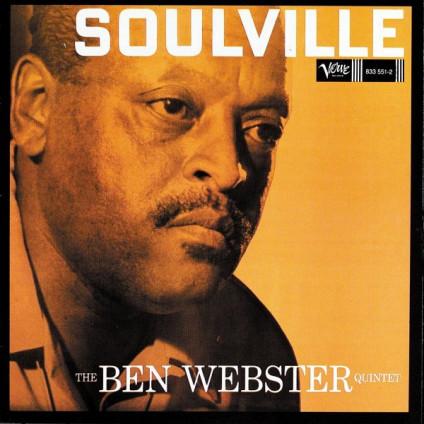 Soulville - Webster Ben - CD