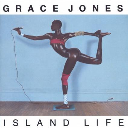 Island Life - Jones Grace - CD