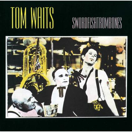 Swordfishtrombones - Waits Tom - LP