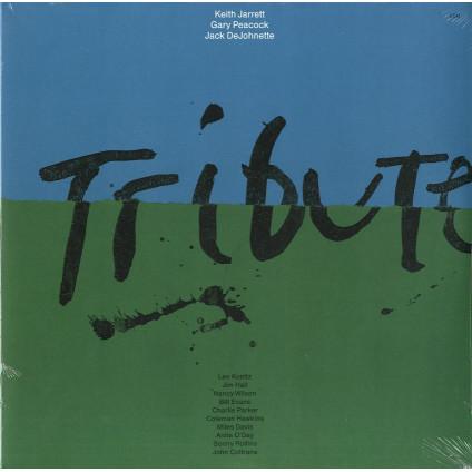 Tribute - Jarrett Keith - LP