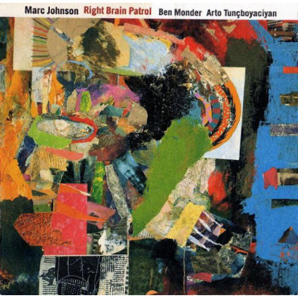 Right Brain Patrol - Marc Johnson - CD