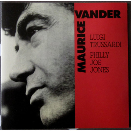 Maurice Vander - Maurice Vander - CD