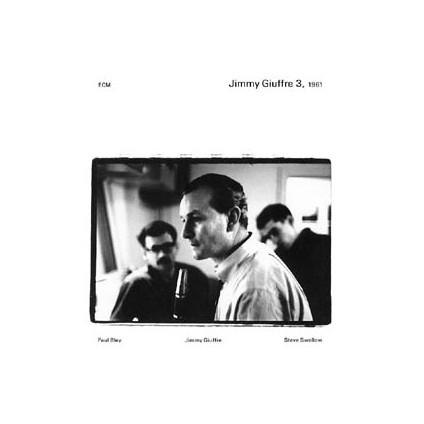 Jimmy Giuffre 3 1961: Fusion