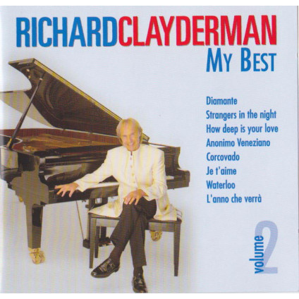 My Best Volume 2 - Richard Clayderman - CD