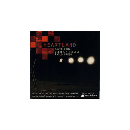Diederik Wissels / - David Linx - CD