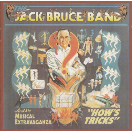 How's Tricks - The Jack Bruce Band - CD