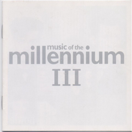 Music Of The Millennium III - Various - CD