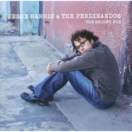 The Secret Sun - Jesse Harris & The Ferdinandos - CD