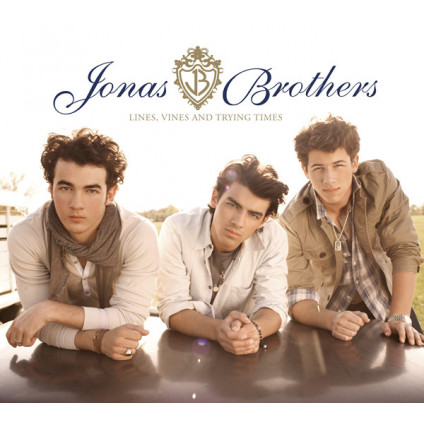 Lines Vines & Trying Times - Jonas Brothers - CD
