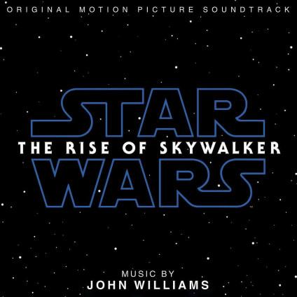 Star Wars: The Rise Of Skywalker (Vinyl Black) - O. S. T. -Star Wars: The Rise Of Skywalker - LP