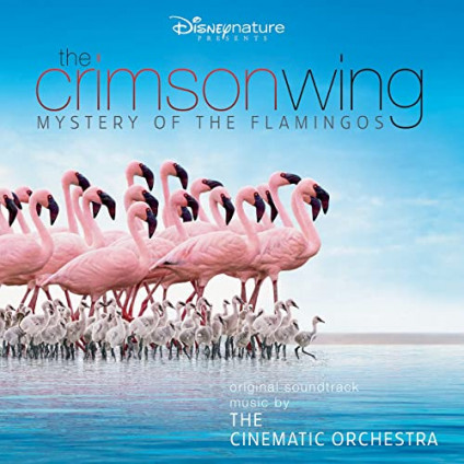 The Crimson Wing - Mystery Of The Flamingos - The Cinematic Orchestra - LP