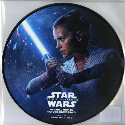 Star Wars The Rise Of Skywalker (2 Lp Picture Disc Limited Edt.) - O. S. T. -Star Wars The Rise Of Skywalker - LP