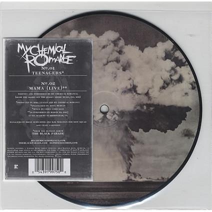 "Teenagers - My Chemical Romance - 7"""