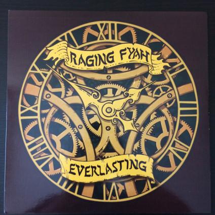 Everlasting - Raging Fyah - LP