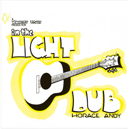 In The Light Dub - Horace Andy - LP