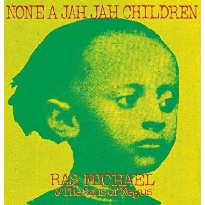 None A Jah Jah Children - Ras Michael & The Sons Of Negus - LP