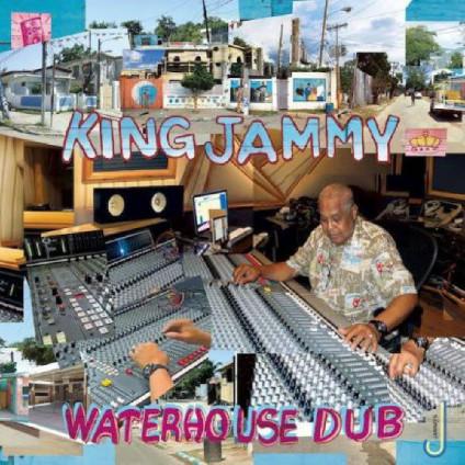 Waterhouse Dub - King Jammy - LP