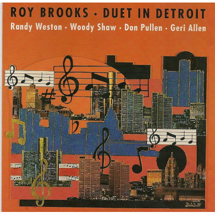 Duet In Detroit - Roy Brooks - CD