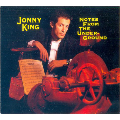 Notes From The Under-Ground - Jonny King - CD