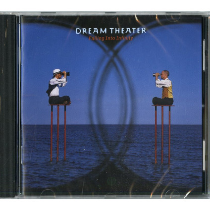 Falling Into Infinity - Dream Theater - CD