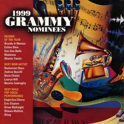 1999 Grammy Nominees - Various - CD