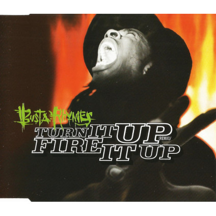 Turn It Up (Remix) / Fire It Up - Busta Rhymes - CD-S