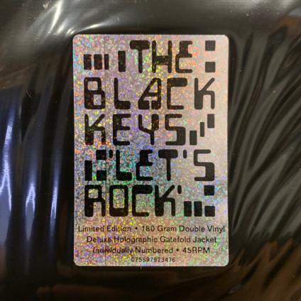 Let's Rock - The Black Keys - LP