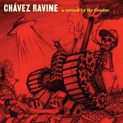 Chavez Ravine - Cooder Ry - LP
