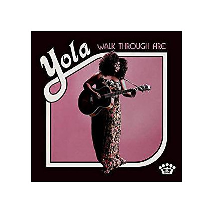 Walk Through Fire - Yola - CD