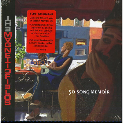 50 Song Memoir (Box5Cd) - Magnetic Fields The - CD