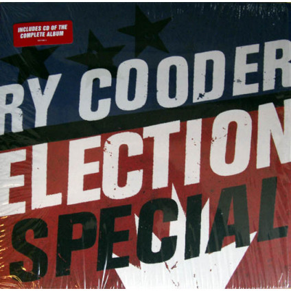 Election Special - Ry Cooder - LP