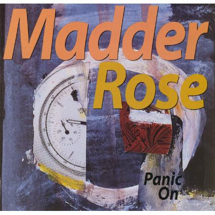 Panic On - Madder Rose - CD