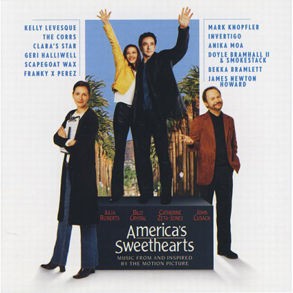 America's Sweethearts (Music From And Inspired By The Motion Picture) - Various - CD