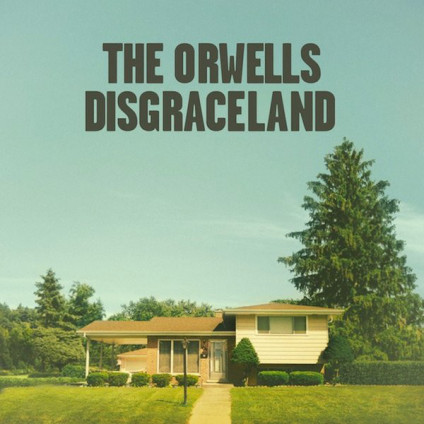 Disgraceland - The Orwells - CD