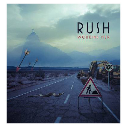 Working Men - Rush - CD