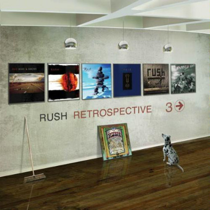 Retrospective 3 - Rush - CD