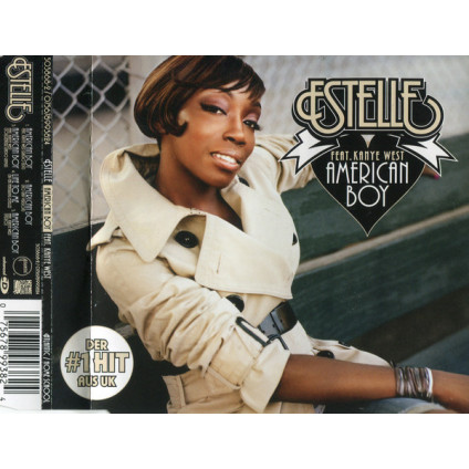 American Boy - Estelle - CD-S