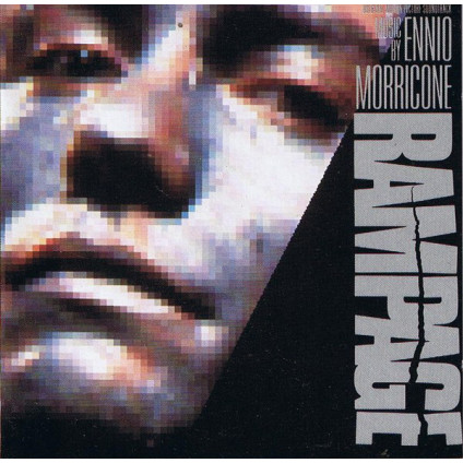 Rampage (Original Motion Picture Soundtrack) - Ennio Morricone - CD
