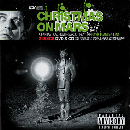 Christmas On Mars (A Fantastical Film Freakout Featuring The Flaming Lips) - The Flaming Lips - CD